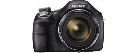 "SONY DSC-H400B 20,1 MP, 63x zoom, 3 "" LCD - BLACK"