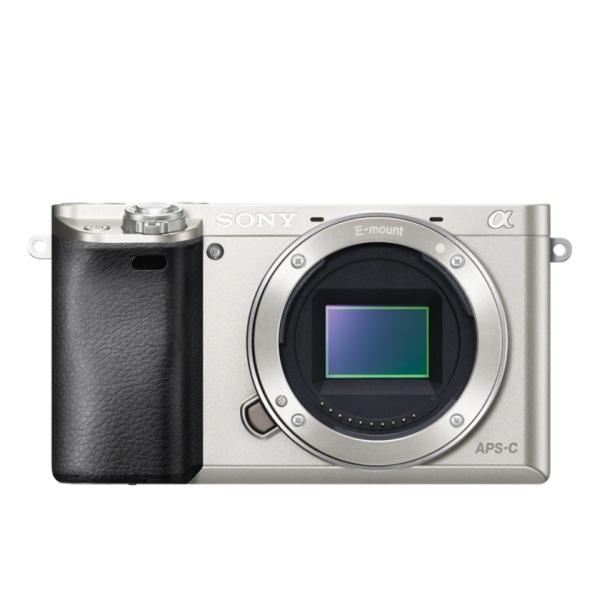 SONY ILCE-6000 Fotoaparát Alfa 6000 s bajonetem E - tělo