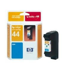 HP '51644CE Ink cartridge pro DJ 350,450,455,750,755 (cyan)