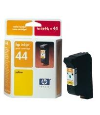 HP '51644YE Ink cartridge pro DJ 350,450,455,750,755 (žlutá)