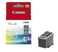 Canon cartridge CL-38 Color (CL38) NRP