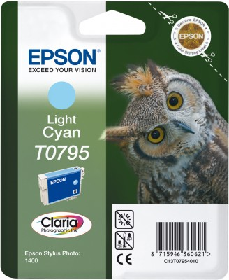 EPSON cartridge T0795 lightcyan