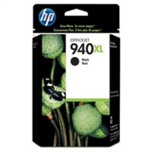 C4906AE Ink Cart Black No. 940XL pro HP OfficeJet Pro 8000 49ml.