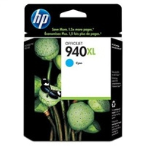 C4907AE Ink Cart Cyan No. 940XL pro HP OfficeJet Pro 8000 16ml.