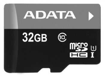 ADATA Premier micro SDHC karta 32GB UHS-I U1 Class 10