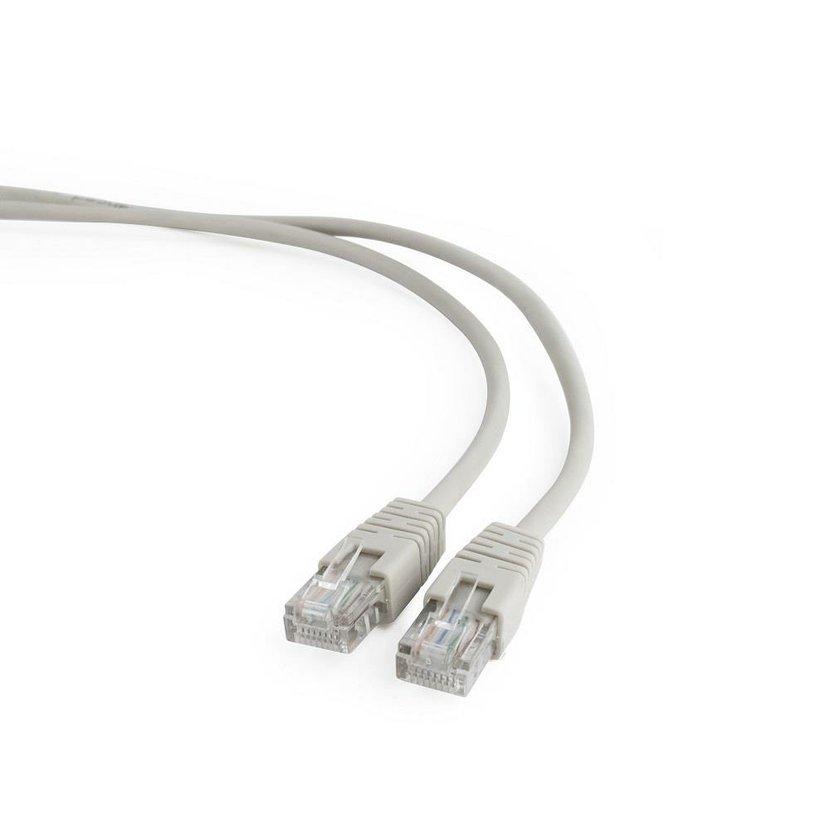 a8f07af08 Gembird PP12-15M UTP Cat5e Patch 15m, šedý - síťový kabel LAN ...