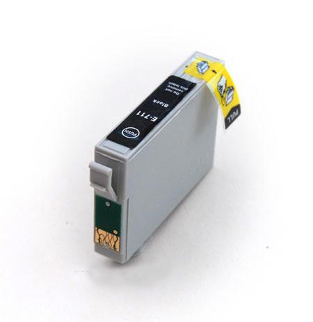 Epson T0711 černá, kompatibilní cartrige